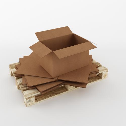 חומרי אריזה - ארגזים למעבר דירה